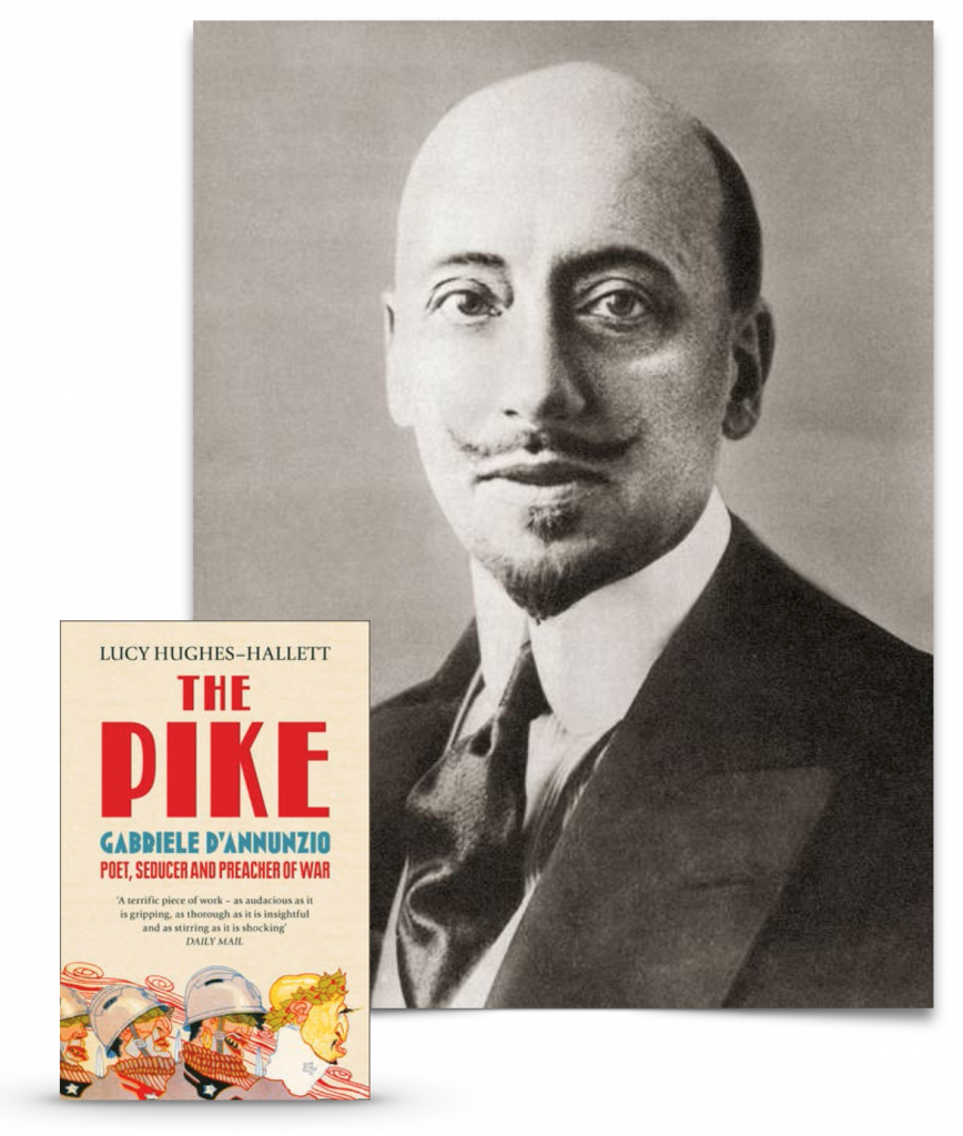 Gabriele D'Annunzio - The Pike