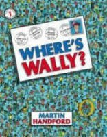 Where's Wally by Martin Handforth