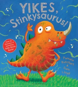 Stinkysaurus Cover