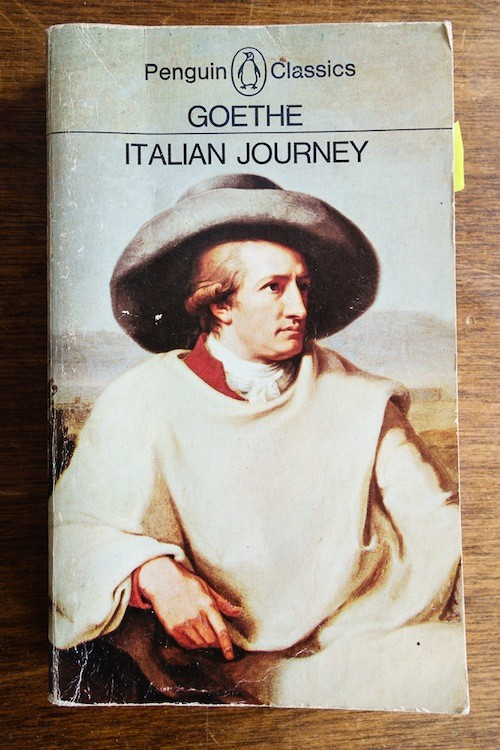 Goethe - Italian Journey