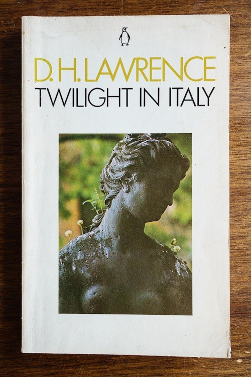 DH Lawrence – Twilight in Italy