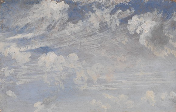 Study of Cirrus Clouds, John Constable