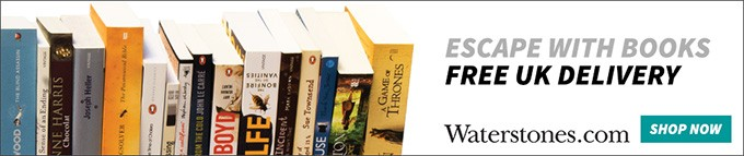 Waterstones Affiliate Banner