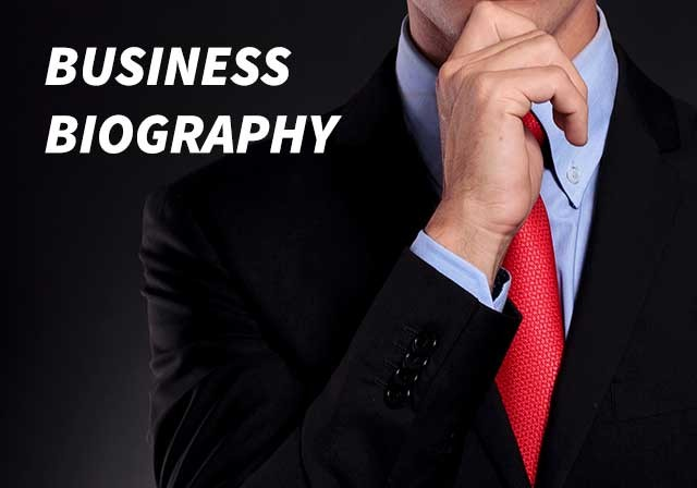 business biography