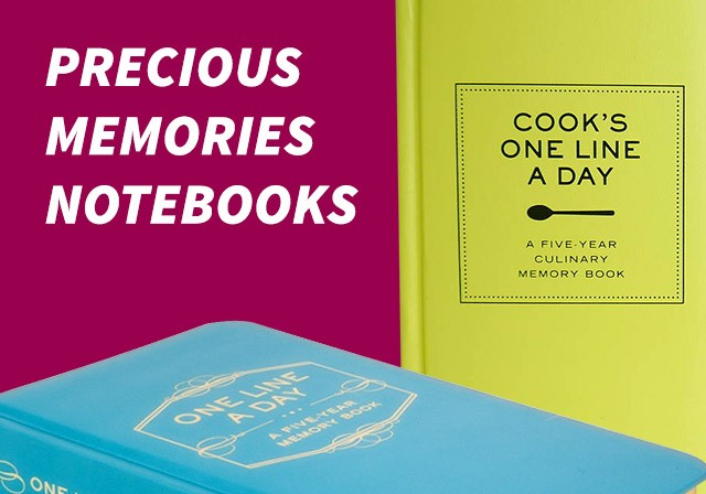 precious memories notebooks
